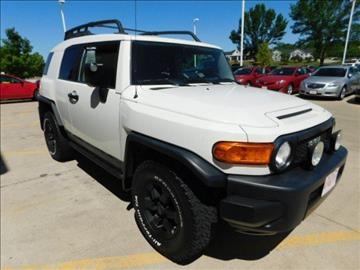 2008 Toyota FJ Cruiser for sale in Clive, IA