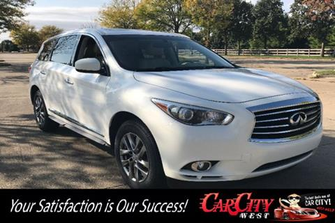 2013 Infiniti JX35 for sale in Clive IA