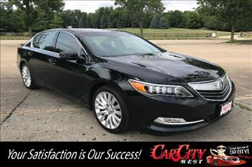 2014 Acura RLX for sale in Clive, IA