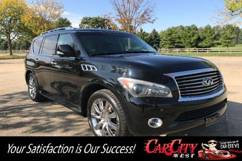 2012 Infiniti QX56 for sale in Clive, IA