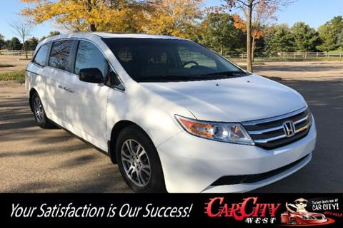 2013 Honda Odyssey for sale in Clive IA