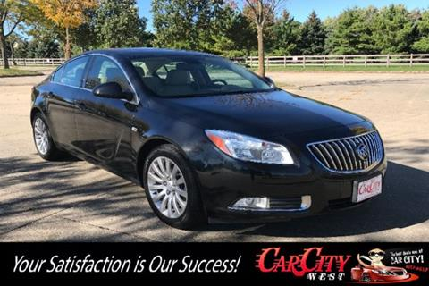 2011 Buick Regal for sale in Clive IA