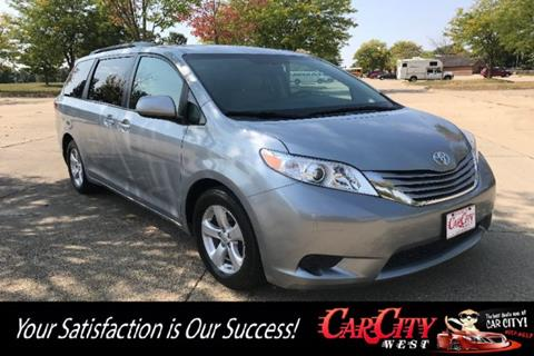 2015 Toyota Sienna for sale in Clive, IA