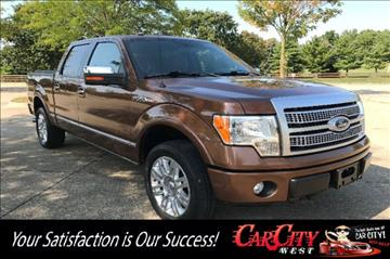 2012 Ford F-150 for sale in Clive IA