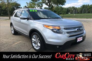 2012 Ford Explorer for sale in Clive, IA