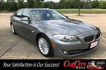 2012 BMW 5 Series for sale in Clive, IA