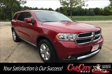 2011 Dodge Durango for sale in Clive IA