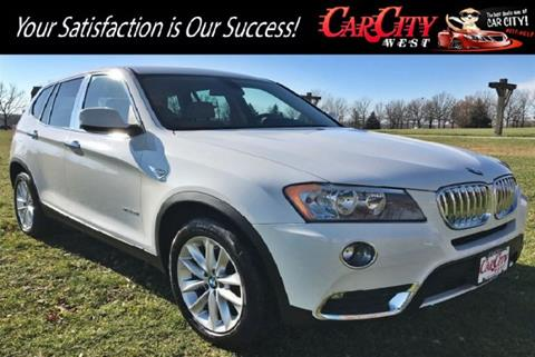 2013 BMW X3 for sale in Clive, IA