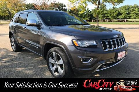 2014 Jeep Grand Cherokee for sale in Clive, IA