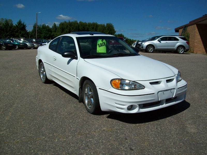 2004 pontiac grand am gt 2dr coupe in richland center wi sleepy hollow auto sales. Black Bedroom Furniture Sets. Home Design Ideas