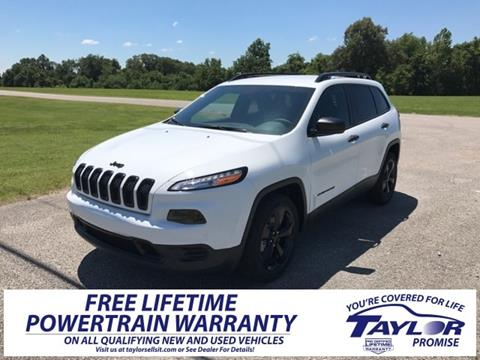 2017 Jeep Cherokee for sale in Martin, TN