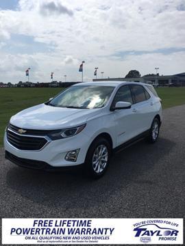 2018 Chevrolet Equinox for sale in Martin, TN