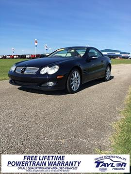 Mercedes benz sl class for sale for Mercedes benz of north olmsted service