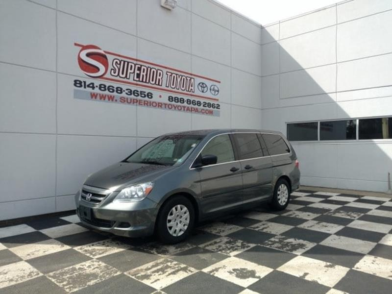 Used Honda Odyssey For Sale In Elkhart In Carsforsale Com