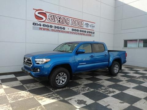 toyota tacoma for sale in erie pa. Black Bedroom Furniture Sets. Home Design Ideas