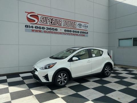 2018 Toyota Prius c for sale in Erie, PA