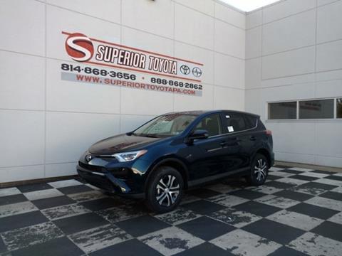 Toyota Rav4 For Sale In Erie Pa Carsforsale Com