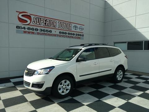 2014 Chevrolet Traverse for sale in Erie, PA