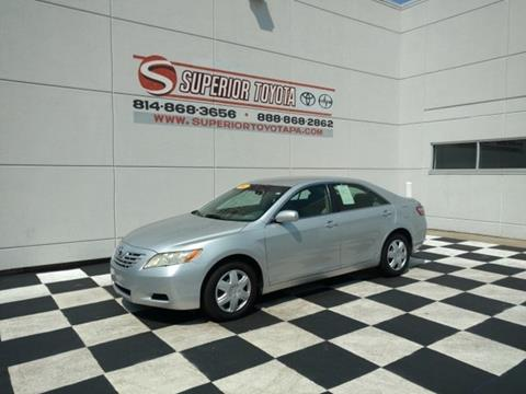 2007 Toyota Camry for sale in Erie, PA