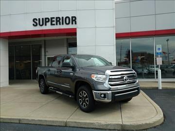2016 Toyota Tundra For Sale Pennsylvania Carsforsale Com