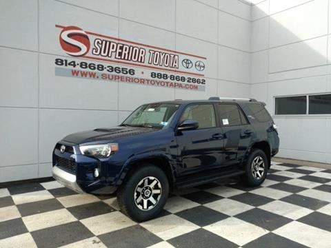 Toyota 4runner For Sale In Pennsylvania Carsforsale Com