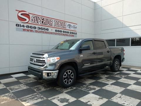 used toyota tundra for sale in erie pa. Black Bedroom Furniture Sets. Home Design Ideas