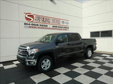 2016 Toyota Tundra for sale in Erie, PA