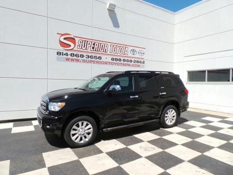 2016 Toyota Sequoia for sale in Erie, PA