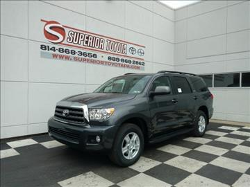 2017 Toyota Sequoia for sale in Erie, PA
