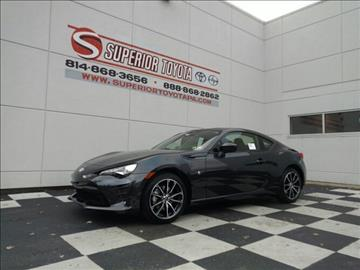 2017 Toyota 86 for sale in Erie, PA