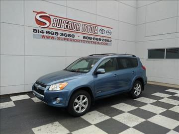 2010 Toyota RAV4 for sale in Erie, PA