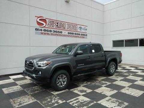 Toyota Tacoma For Sale In Erie Pa Carsforsale Com