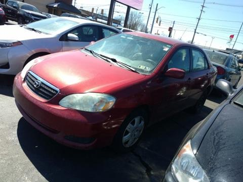 Used Toyota Corolla For Sale In Erie Pa Carsforsale Com
