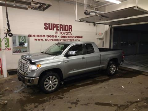 Used Toyota Tundra For Sale In Erie Pa Carsforsale Com