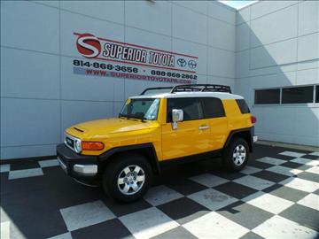 2007 Toyota FJ Cruiser for sale in Erie, PA