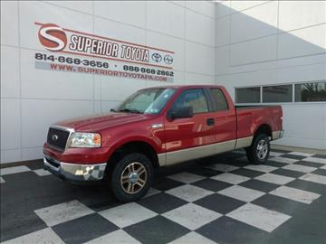 2007 Ford F-150 for sale in Erie, PA