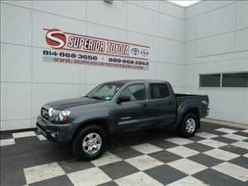 2010 Toyota Tacoma for sale in Erie, PA