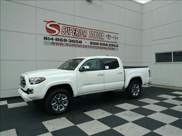 2017 Toyota Tacoma for sale in Erie, PA