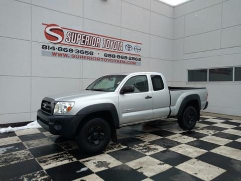 Toyota Tacoma For Sale in Erie, PA - Carsforsale.com
