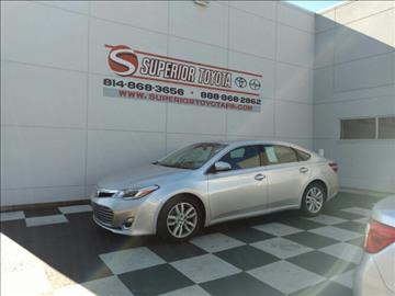 2013 Toyota Avalon for sale in Erie, PA