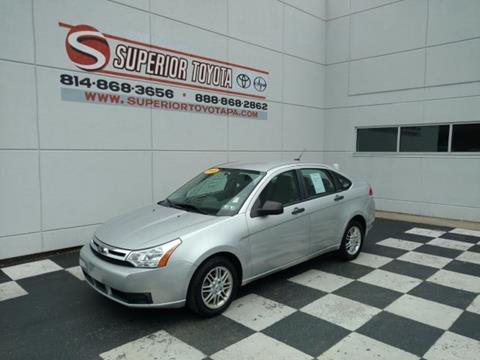 2009 Ford Focus for sale in Erie, PA