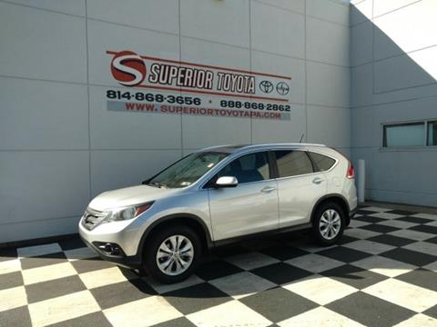 2012 Honda CR-V for sale in Erie, PA