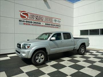 Superior Toyota Erie Pa >> Toyota Tacoma For Sale - Carsforsale.com