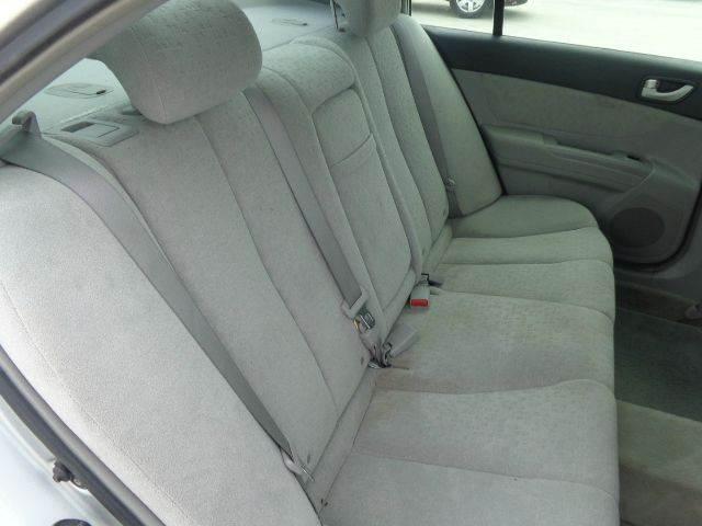 2007 Hyundai Sonata SE 4dr Sedan - Mabank TX