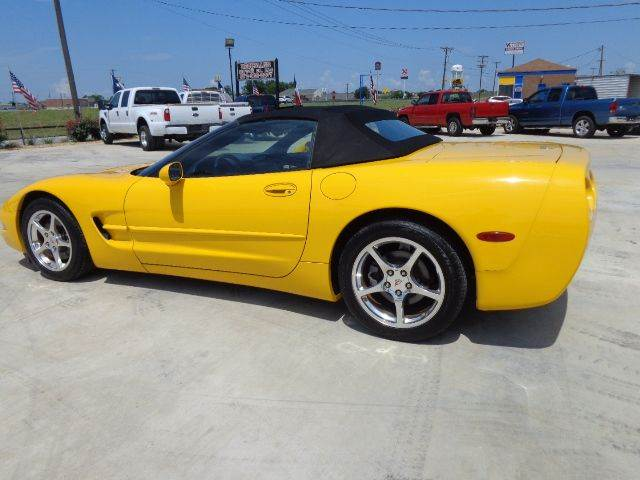 2003 Chevrolet Corvette 2dr Convertible - Mabank TX