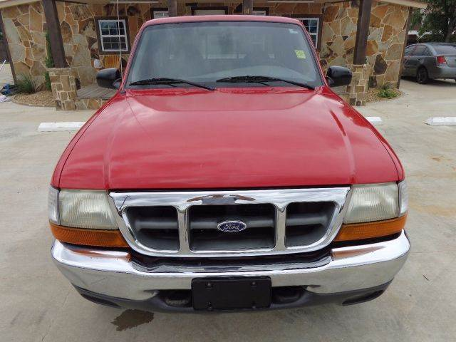 2000 Ford Ranger XLT 2dr 4WD Extended Cab SB - Mabank TX
