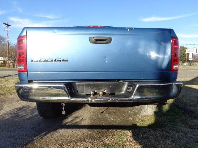 2003 Dodge Ram Pickup 1500 4dr Quad Cab ST Rwd SB - Mabank TX