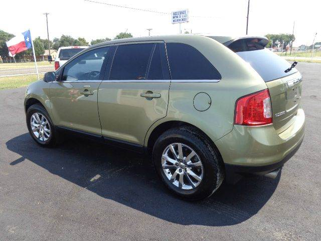 2013 Ford Edge Limited 4dr Crossover - Mabank TX