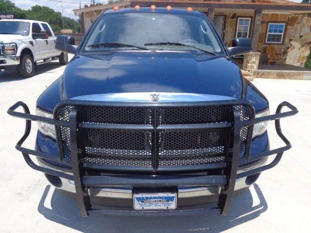 2004 Dodge Ram Pickup 3500 4dr Quad Cab SLT RWD LB - Mabank TX