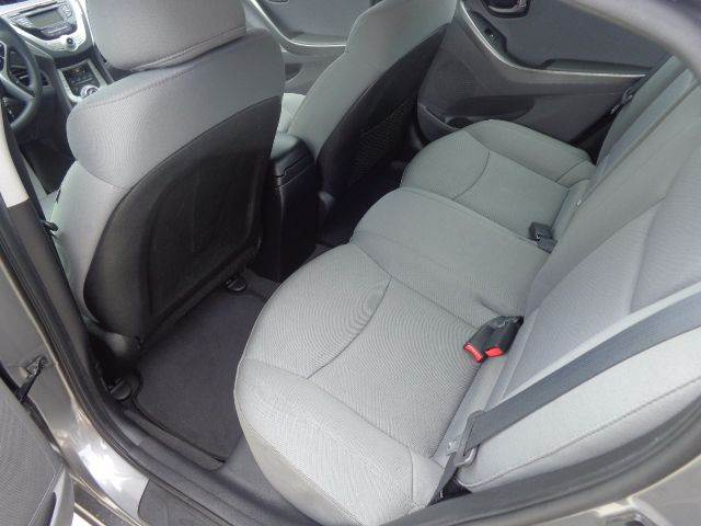 2012 Hyundai Elantra GLS 4dr Sedan - Mabank TX